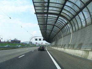 isolamento acustico infrastrutture