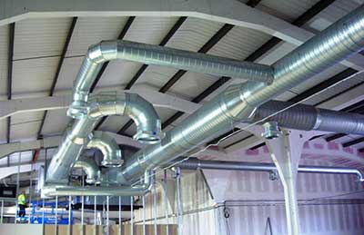isolamento acustico ventilazione e condizionamento
