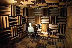 Isolamento acustico camere anecoiche